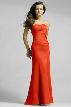 3df6a3c349 orange bridesmaid dress - Google Search