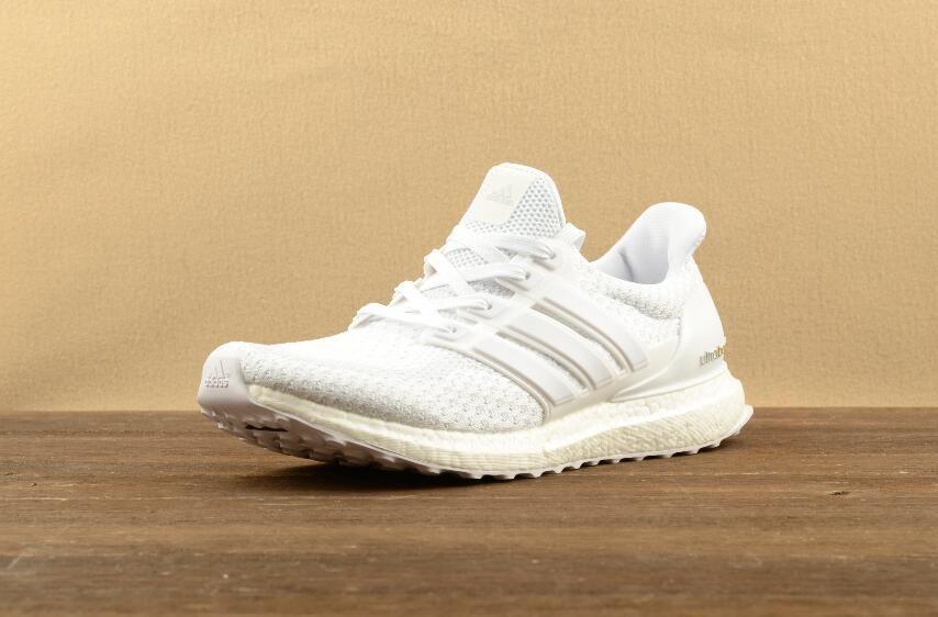 79e7cd5826dbd Adidas Ultra Running Boost 2.0 All White AQ5929 Real Boost 03 ...