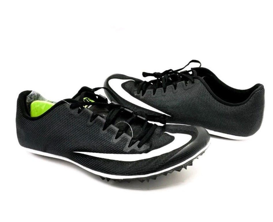 more photos 5ef9e 5a284 Nike Zoom 400 Track and Field Spikes Men s Black White AA1205-001 US Size  9.5  fashion  clothing  shoes  accessories  mensshoes  athleticshoes (ebay  link)