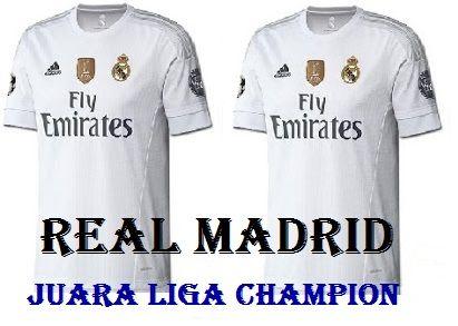 Real Madrid Juara Liga Champions 2016,Untuk Ke 11 Kali