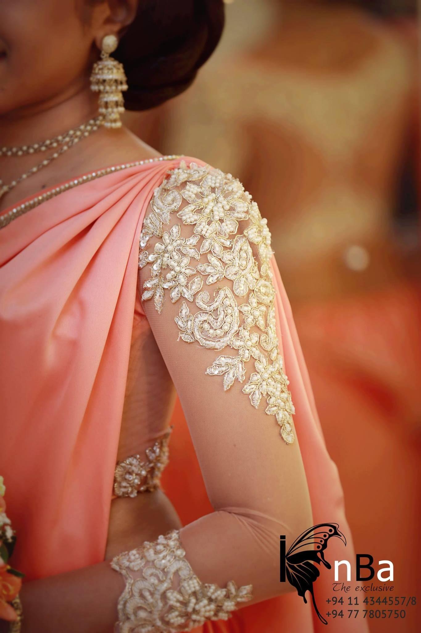 HAIR ,MAKEUP & DRESSING Indika Bandara OF INBA | Saree B♥S ...