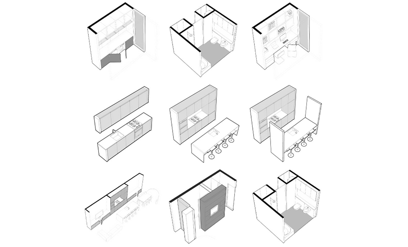Stackable prefab homes in London let you design the interior before ...