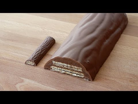 Homemade Giant Duplo Bar (Recipe) || [ENG SUBS]