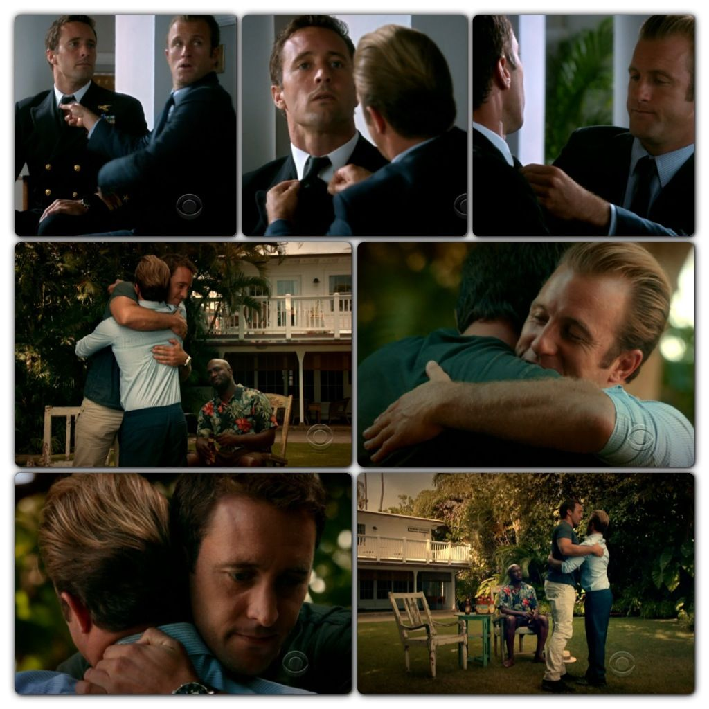 McDanno Moment  HawaiiFive-0 S3E14