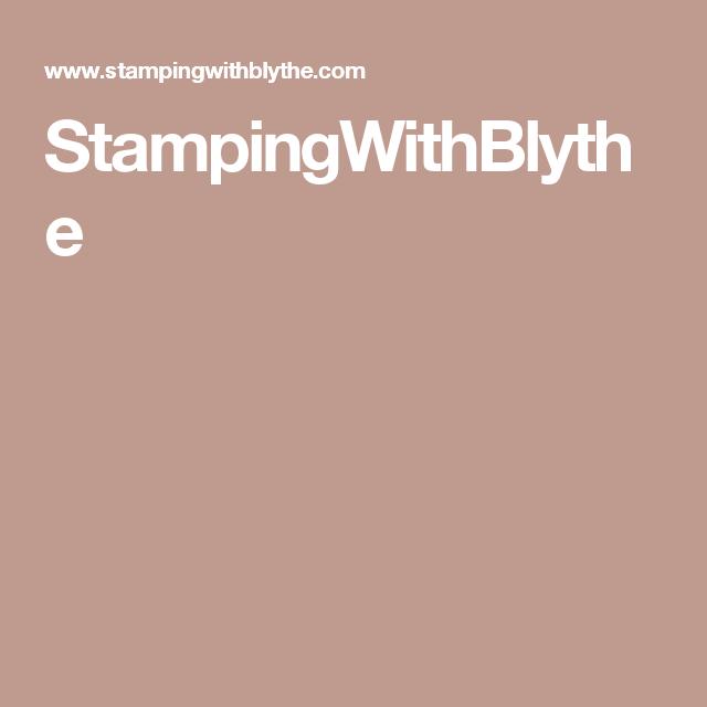 StampingWithBlythe