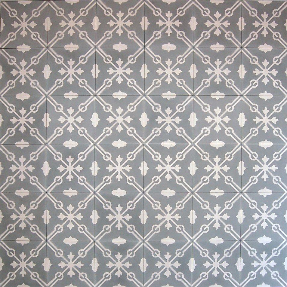 Ann Sacks Madrona Collection Majorica 7 87 X Encaustic Concrete Tile