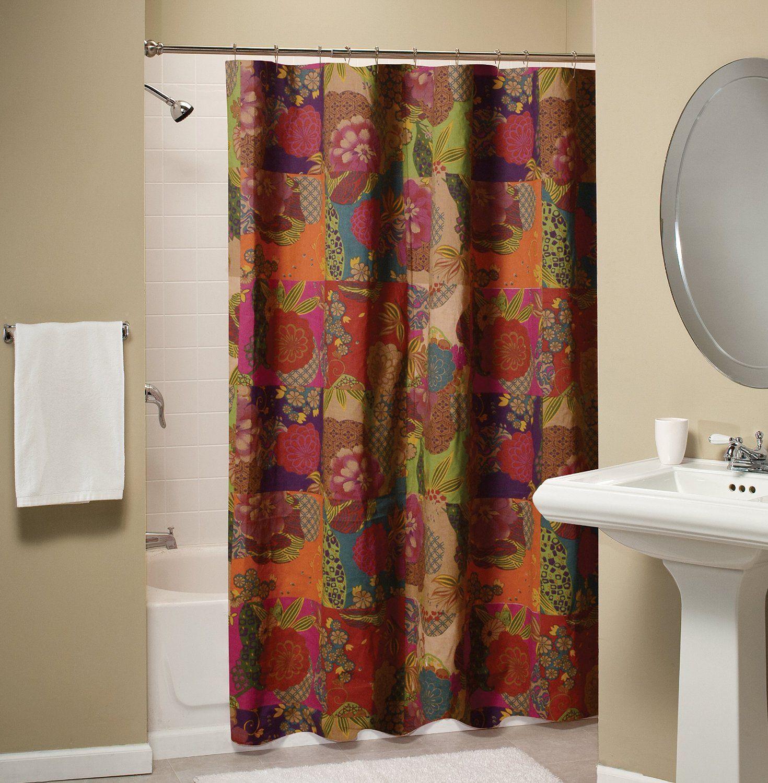 Amazon.com - Greenland Home Jewel Shower Curtain - | Bathroom Ideas ...