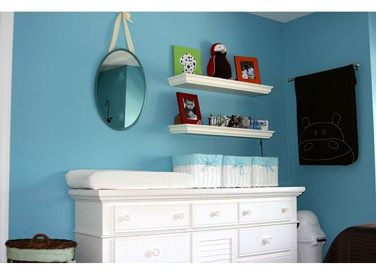 Maddox\'s room- use extra-long dresser as changing table | The Boys ...