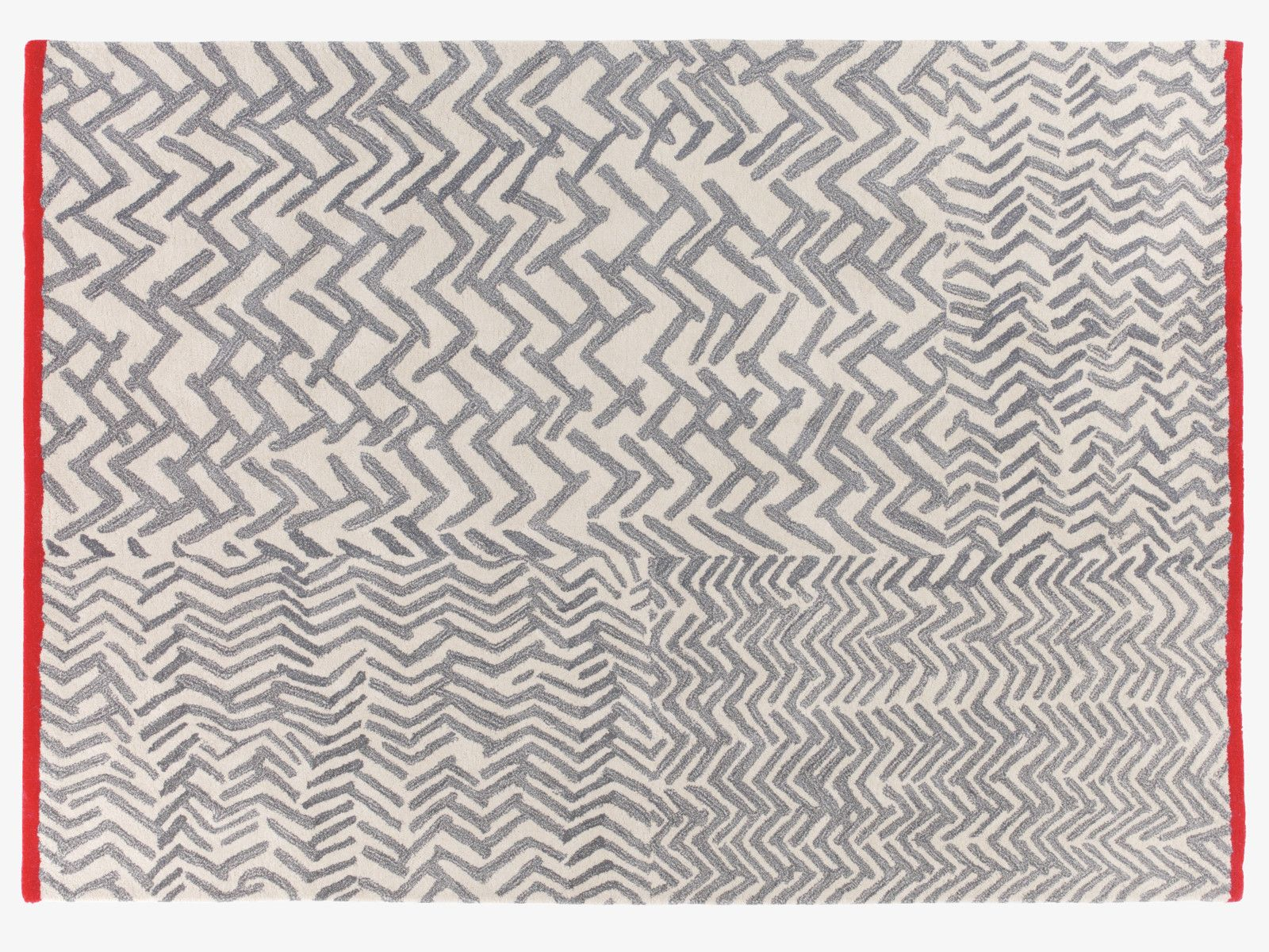 Malbrook Greys Wool Large Grey Wool Rug 170 X 240cm Habitatuk Large Wool Rugs Grey Wool Rugs Wool Rug