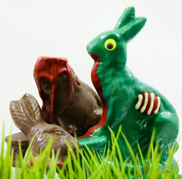 Easter gifts to fill a teen guys easter basket zombie peter easter gifts to fill a teen guys easter basket zombie peter rabbit chocolate easter bunny negle Gallery