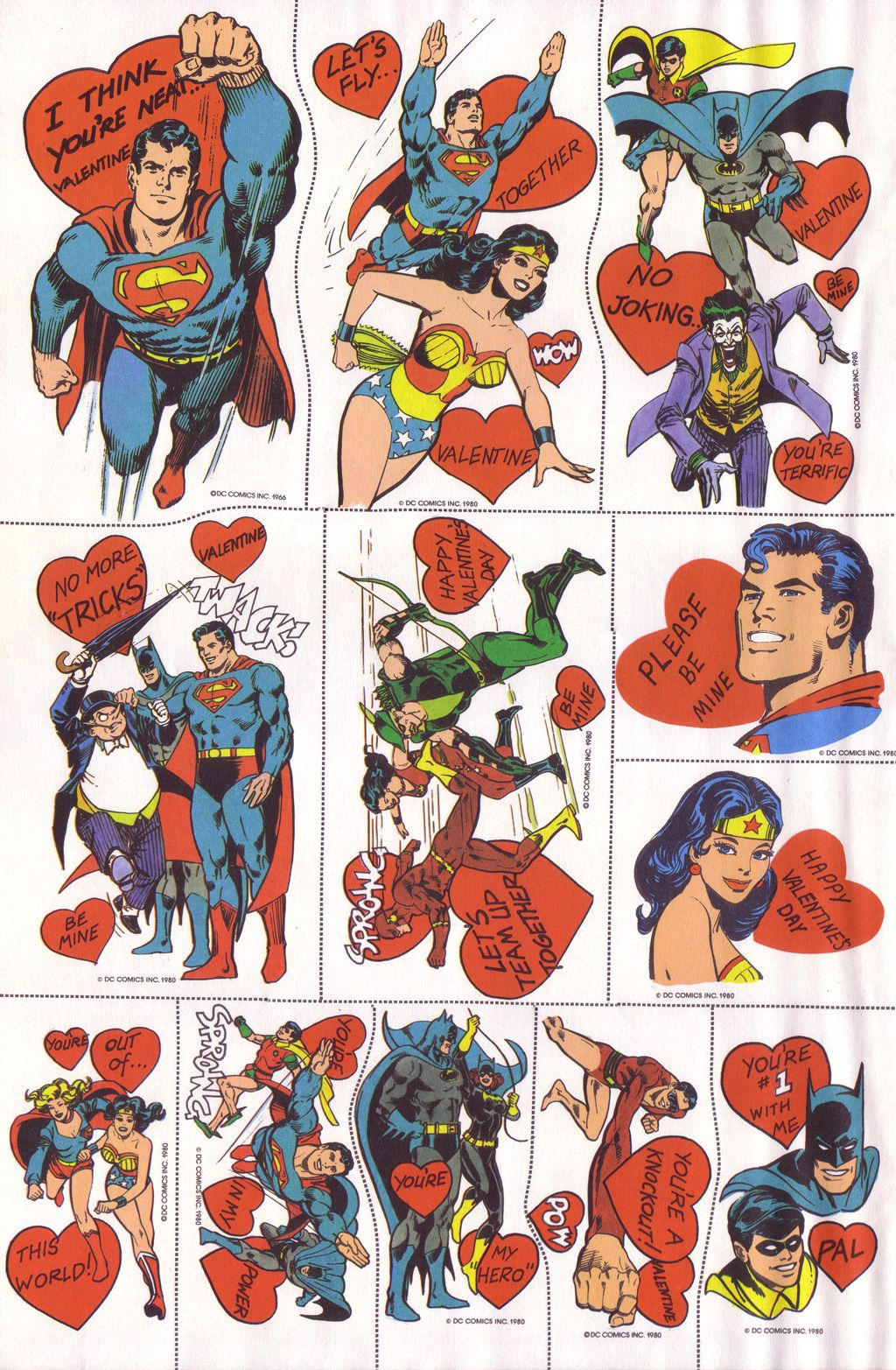 SuperFriends Valentines Page7 Small