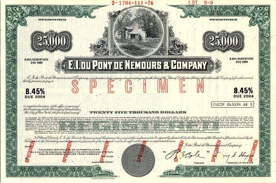 E. i. du pont de nemours and company форекс противоположные ставки