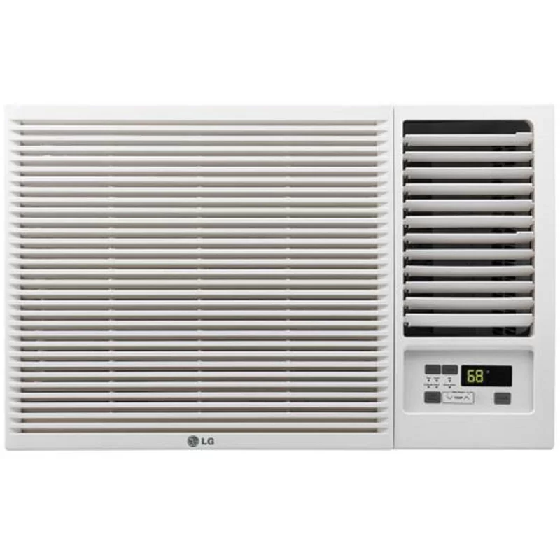 7 500 Btu Window Air Conditioner With Heater And Remote In 2020 Window Air Conditioner Best Window Air Conditioner Air Conditioner With Heater
