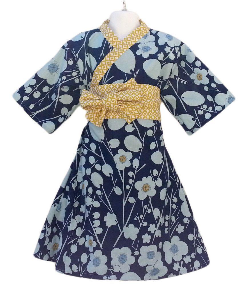 Robes Child Kid Japanese Kimono Yukata Bathrobe Matching Belt Stripe Pajamas Cotton Robe Clothing Long Summer Buy One Give One