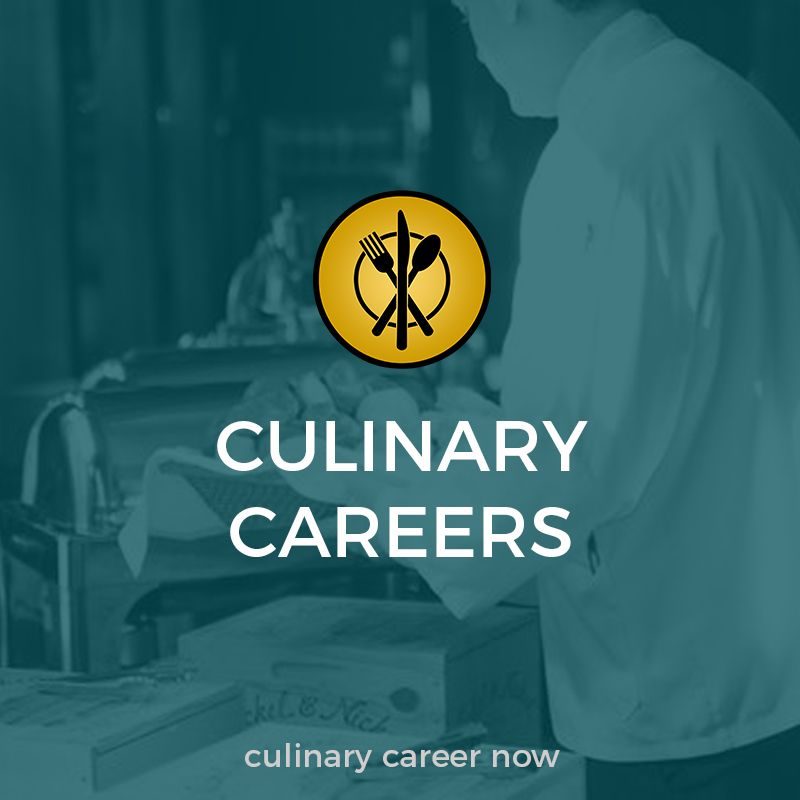 All The Different Careers You Can Get With A Degree In Culinary Arts Career Business Process Management Different Careers