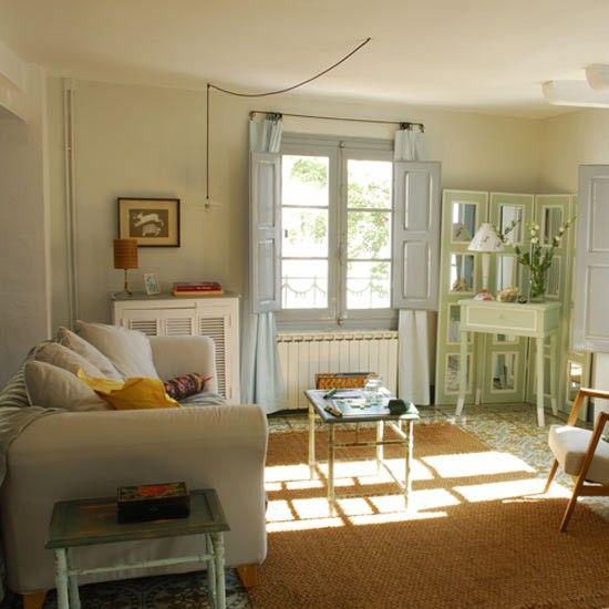 Summer fresh living room | Living rooms | Living room ideas | Image | housetohome.co.uk