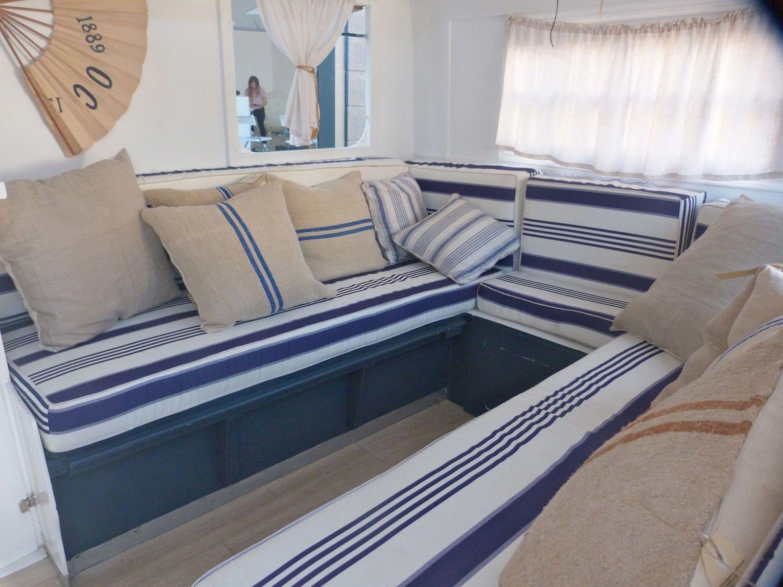 Idee Per Interni Roulotte : Kara rosenlunds frankie caravan interior.. one day ill deck out an