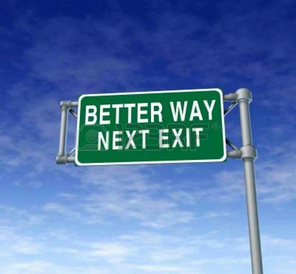 Better way life long term care insurance exit sign