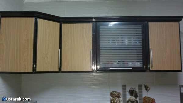 الدولية لمطابخ الالومنيوم جميع الالوان خشمونيوم ابواب شب Home Appliances Kitchen Appliances Kitchen