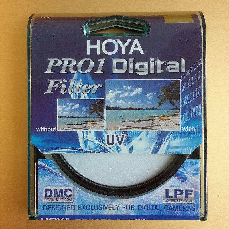 Comprar HOYA PRO1 Digital Filtro UV 49 52 55 58 62 67 72 77 82mm ...