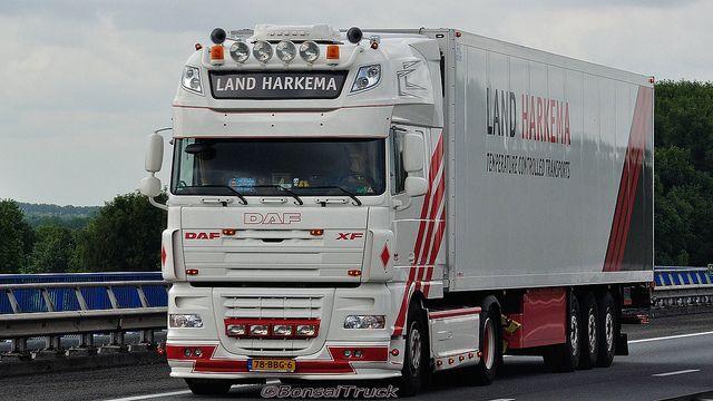 Nl Land Harkema Daf Xf 105 Ssc Trucks Vehicles Cars And Motorcycles