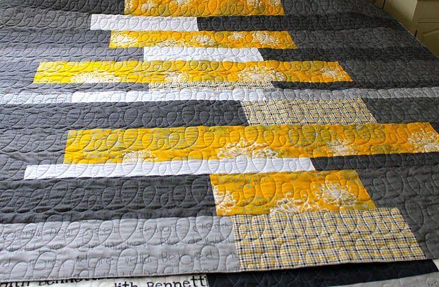 Love this quilt.  ~Laura Brodniak, Kirkland WA