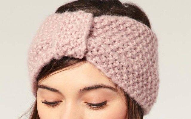 Cappelli di lana e fasce fai da te be6292049f16