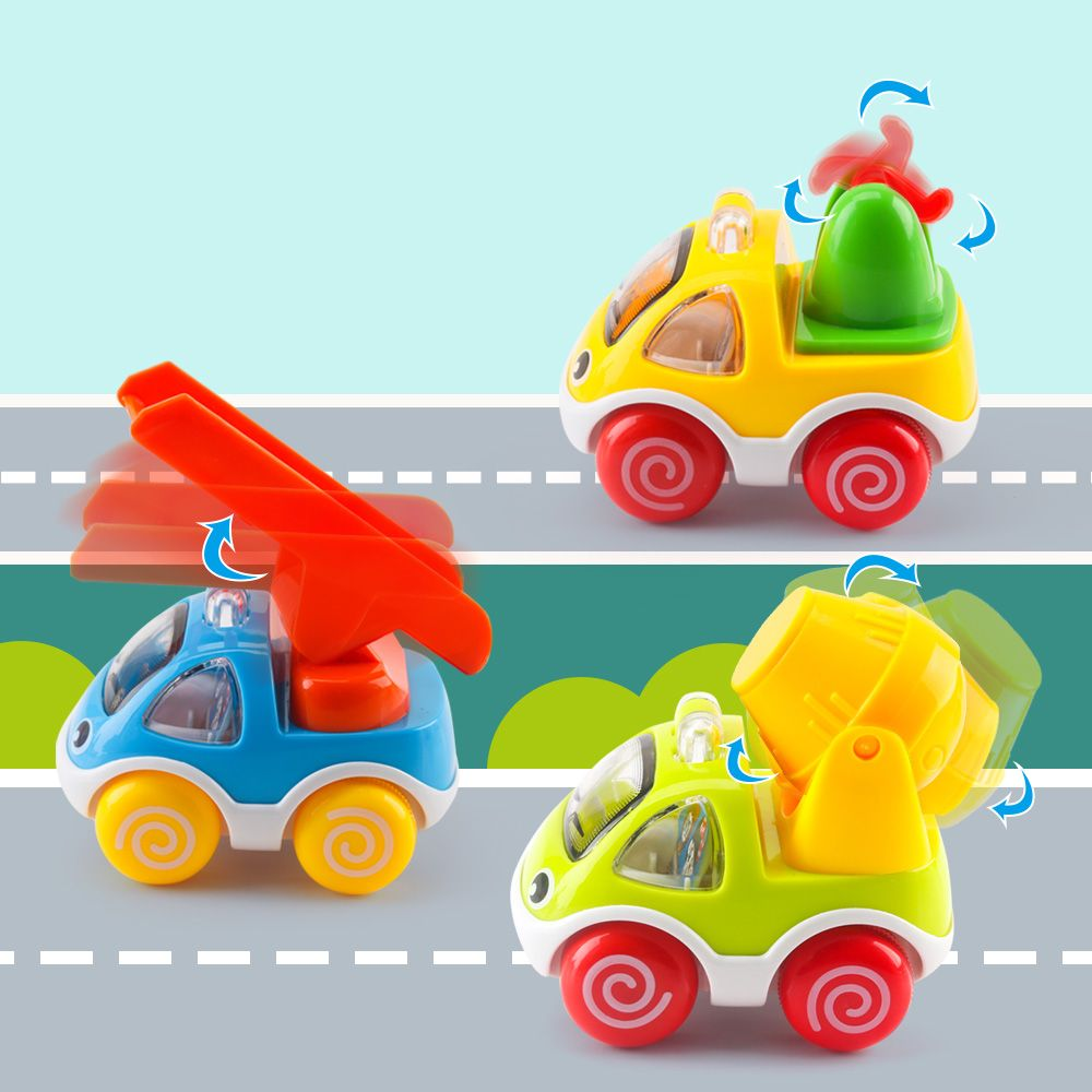 Toy Cars For 1 Year Old Boy Baby Car Toy Baby Birthday Gifts Baby Toddler Toys