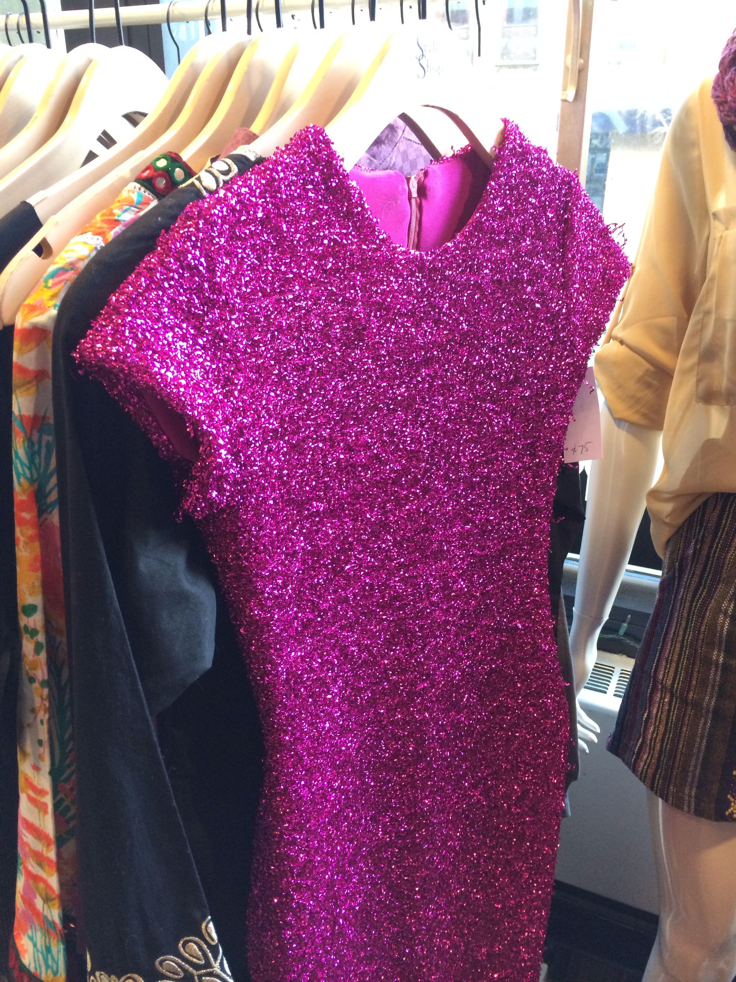 Pink Pantora Dress $75