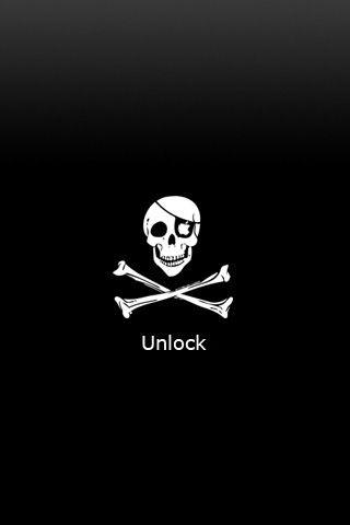 Apple Skull Crossbones Lock Screen Iphone Wallpaper Skull Wallpaper Free Iphone Wallpaper