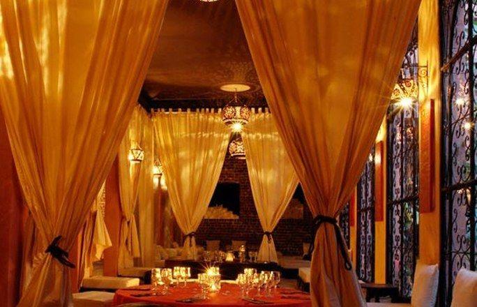 Kechmara un mariage mille et une nuits au riad kechmara for Decoration mille et une nuit