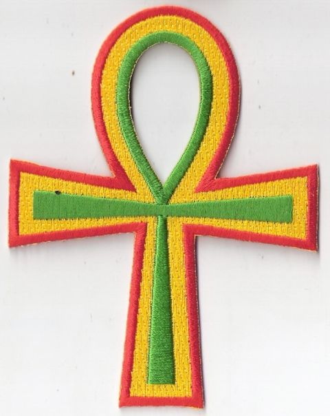 Ankh Symbols Of Life Humanity Techno Lifes Symbols Pose