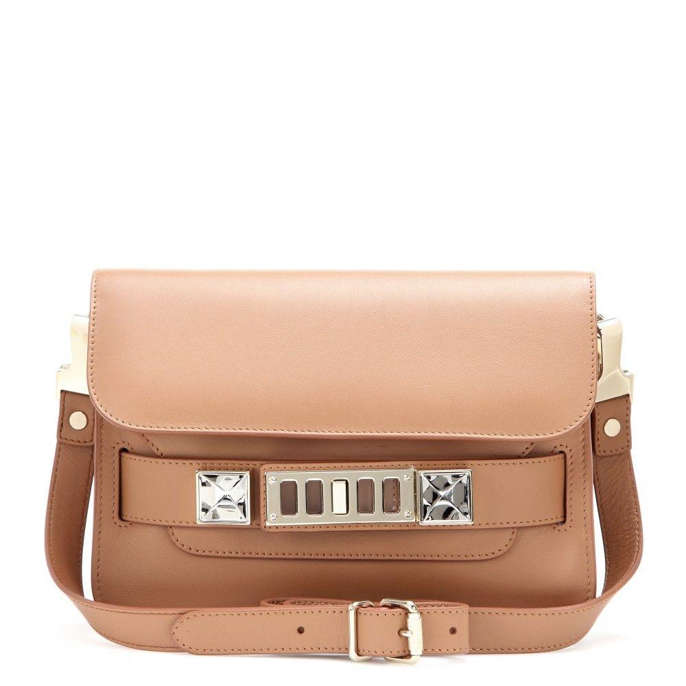 adee9758a314 Ps11 Mini Classic Leather Shoulder Bag ♢ 000288 + mytheresa.com ...