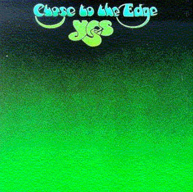 Yes - Close to the Edge All Time Best albums Pinterest