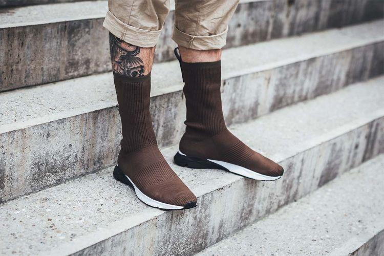 Socken Sneaker sind die sportlichen Trend Schuhe für Damen