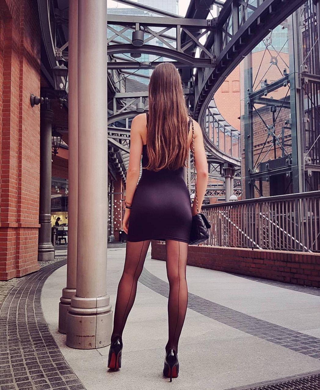 Black maxi dress open back sexy prom dress long black