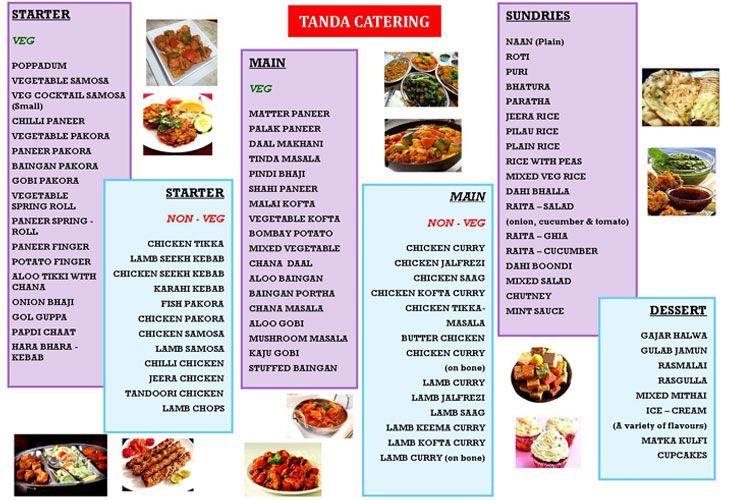 Tanda Catering Punajbi