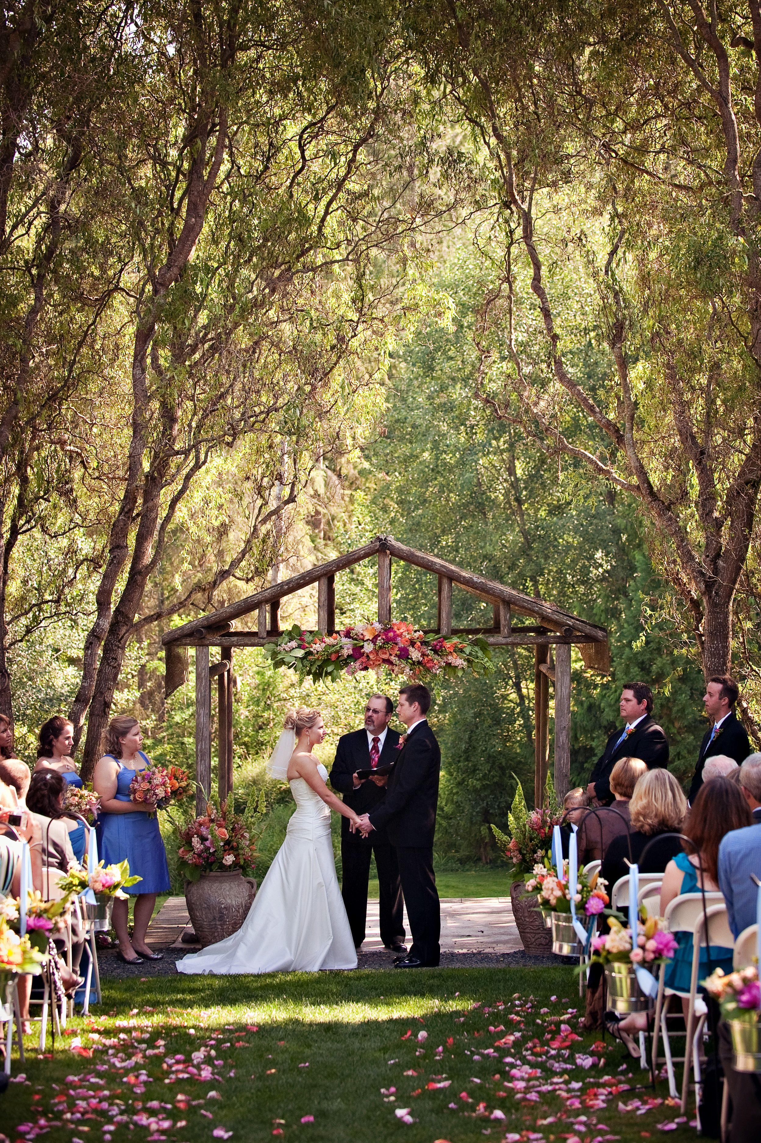 Jardin Del Sol Snohomish Wa Seattle Wedding Venues Reception Locations Outdoor