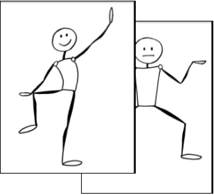 Awesome statue cards for movement. FREE Download from Artie Almeida's website. MakeMomentsMatter.weebly.com
