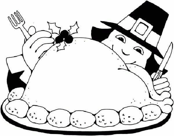 30 Thanksgiving Coloring Pages To Keep Kids Busy So You Can Actually Cook Pilgrims Turkeys Veggies Oh My