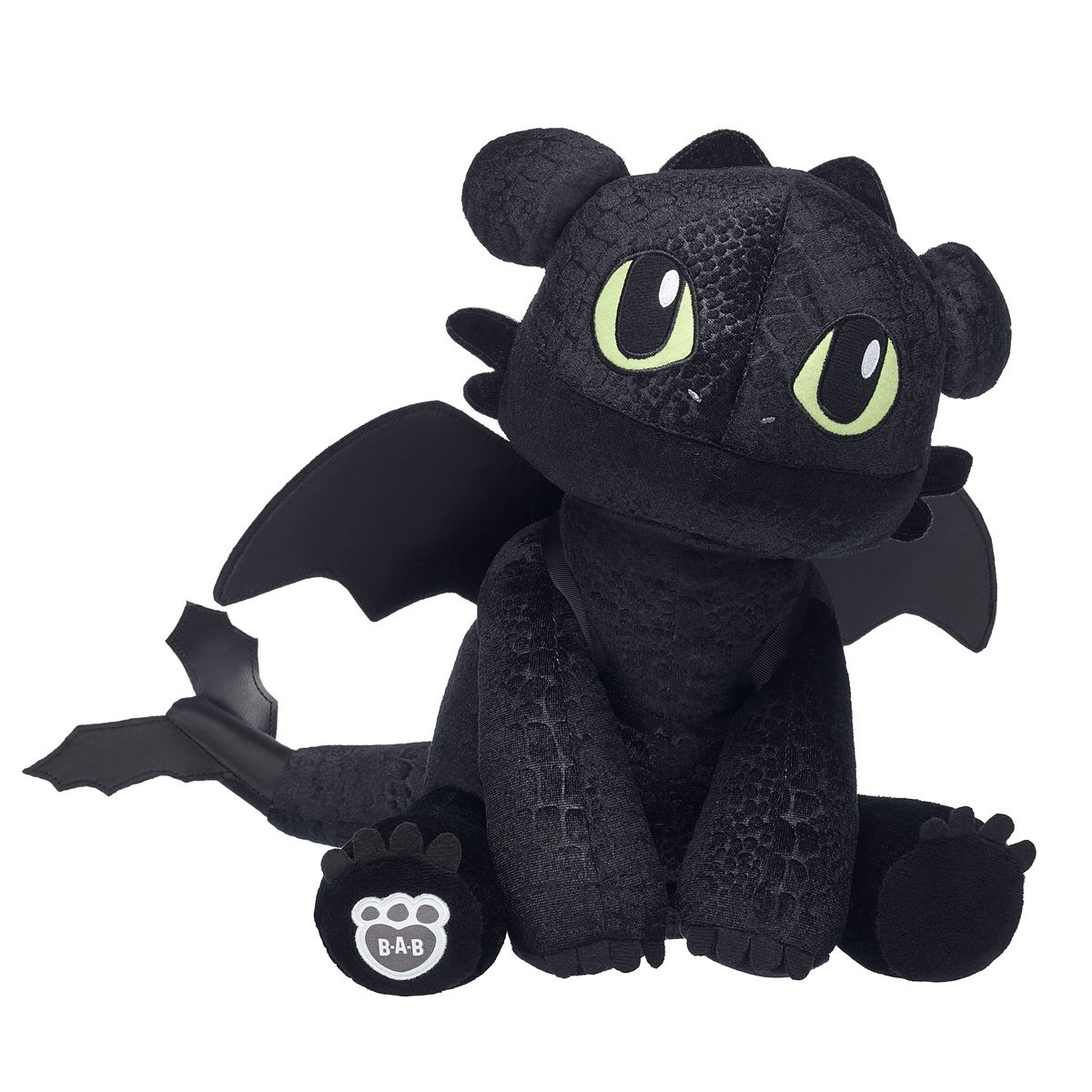 845ae88f66d black toothless dragon stuffed animal from How to Train Your Dragon  The  Hidden World. Toothless