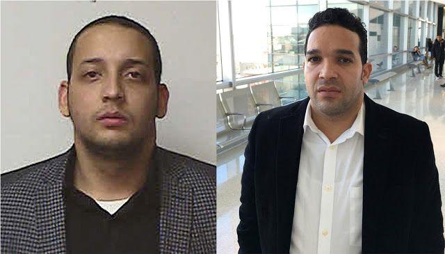 Ronald de Jesús Plaza,  un dominicano que llevaba siete meses fugitivo y de vacaciones en varios estados y México,  tratando de evadir la justicia y burlándose del fiscal adjunto a cargo del caso