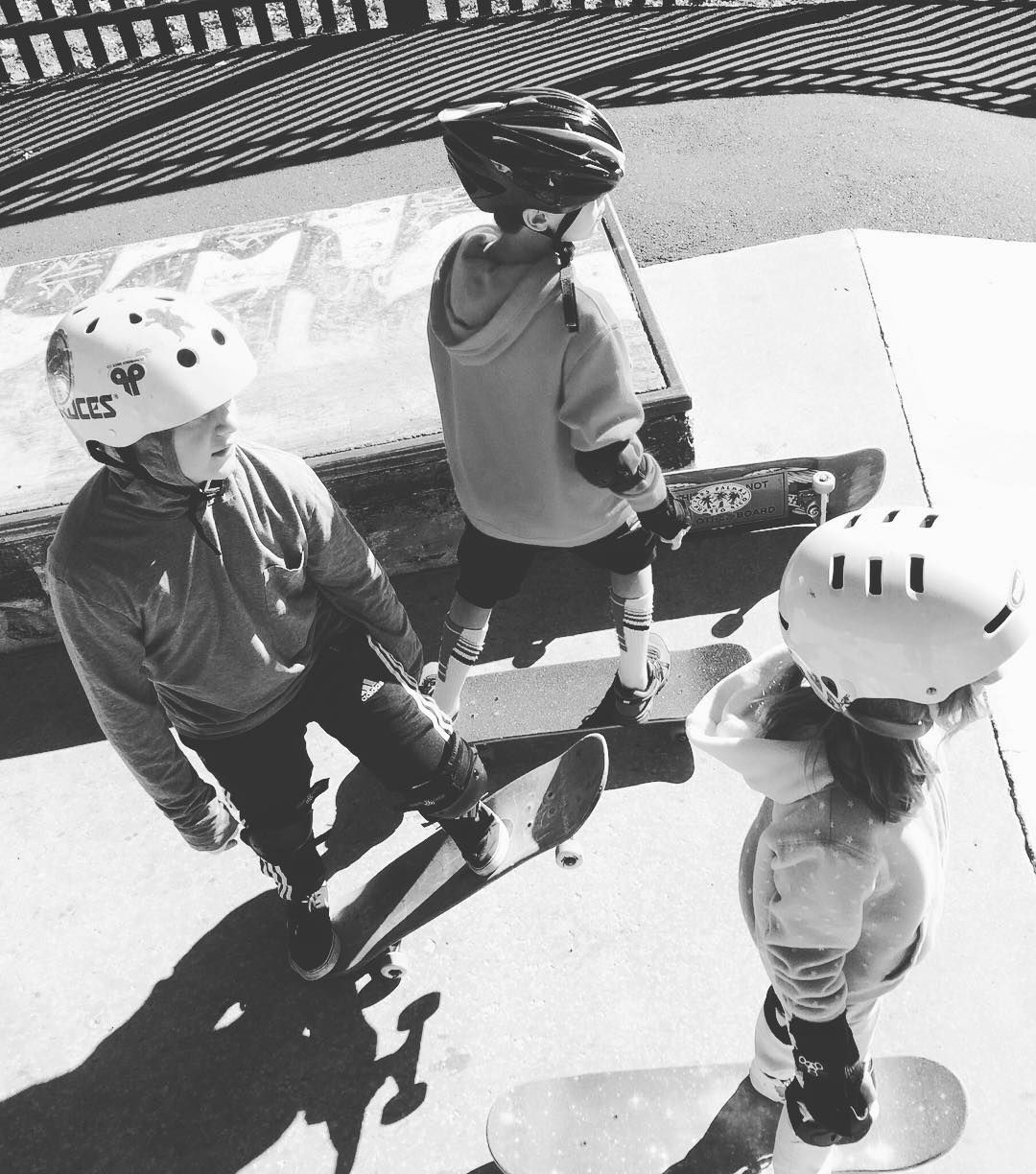 New skaters joined the scalzioriginalsskateboarders