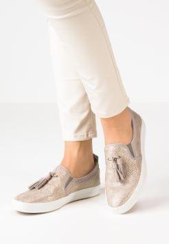 Rote [ Rieker Halbschuhe sind die neue Schuhklasse für Damen