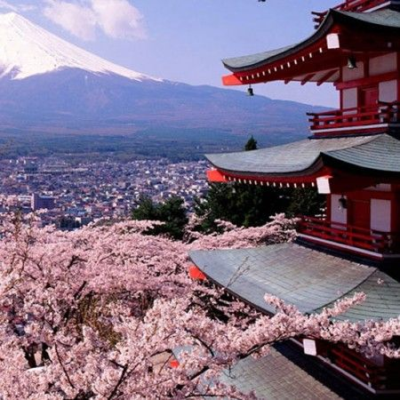 Tokyo, Japan  The Best Places to Travel in March   FWx