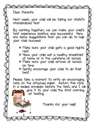 Parent Letters On Pinterest Teacher Introduction Letter