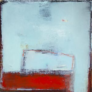Sharon Booma, Campton Gallery, Painting, Geometric Abstraction