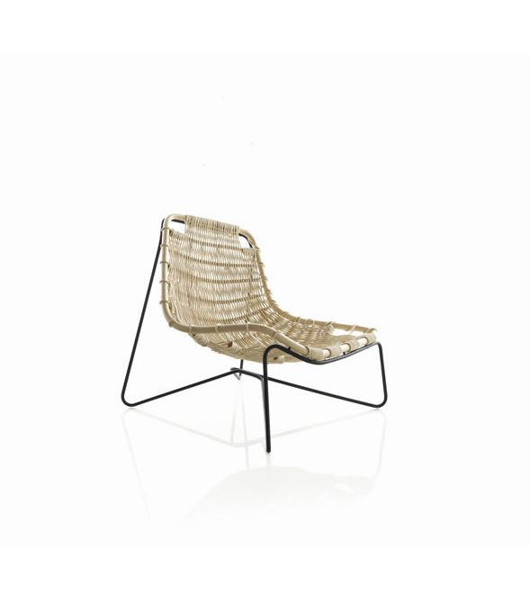 Tina rattan chair | West Meets East