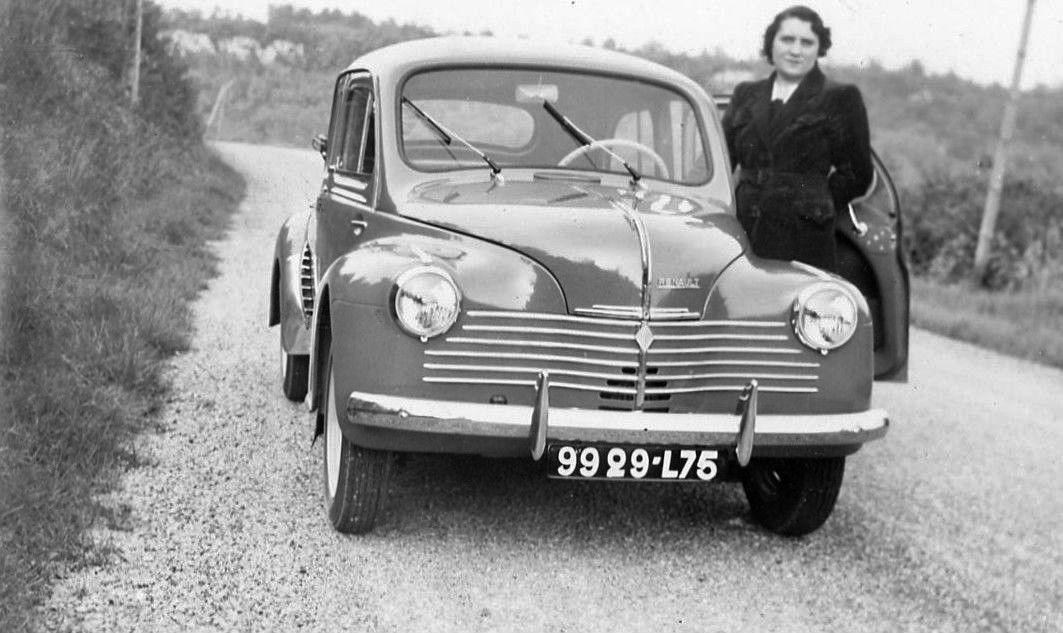 Renault 4cv Renault Voiture