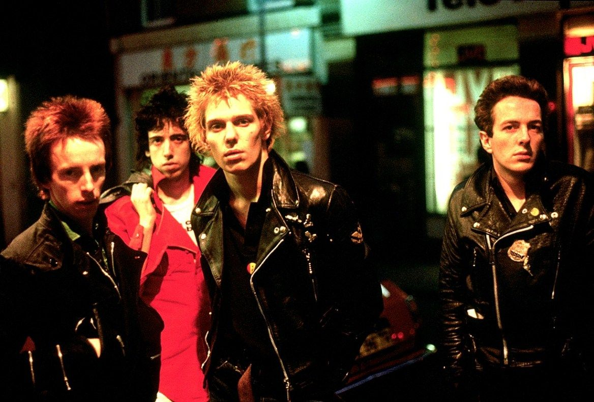 The Clash Live At The Palladium, New York 1979 Past